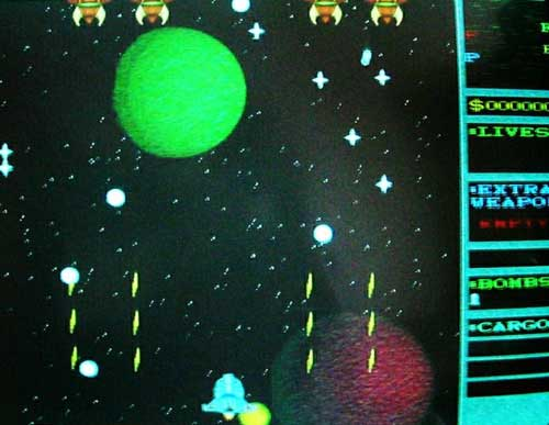 Game V-Space Raid free download game V-Space Raid