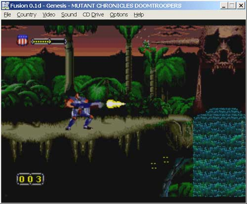 Game Doom Troopers - the Mutant chronicles free download Doom Troopers - the Mutant chronicles